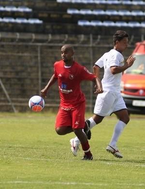 Claudecir é a principal esperança de gols do Brasília (Foto: Cláudio Reis/Divulgação)
