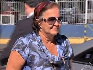 Magda Curvo foi indiciada pela Polícia Civil (Foto: Reprodução /TVCA)