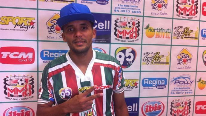 Baraúnas - Beleu (Foto: Augusto Gomes/GloboEsporte.com)