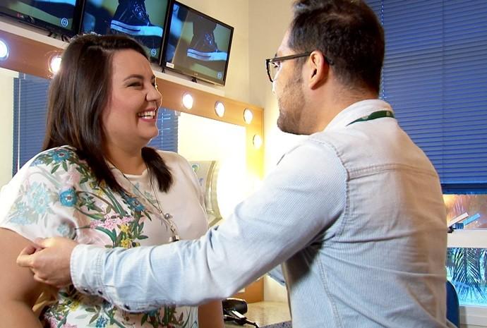 Confira tudo o que rolou no programa do sábado (27/08) (Foto: Reprodução / TV TEM)