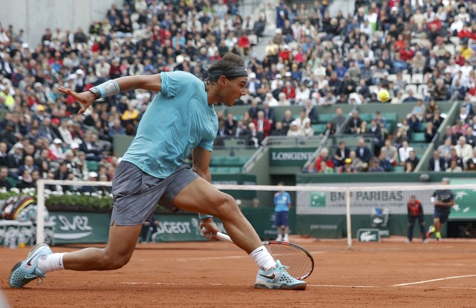tenis rafael nadal roland garros (Foto: Reuters)