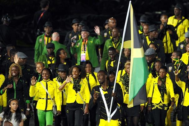 Jamaica em 2012 (Foto: Getty Images)