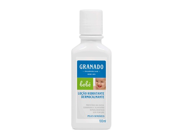 Loção Hidratante Dermocalmante: conforto imediato na pele  (Foto: Thinkstock)