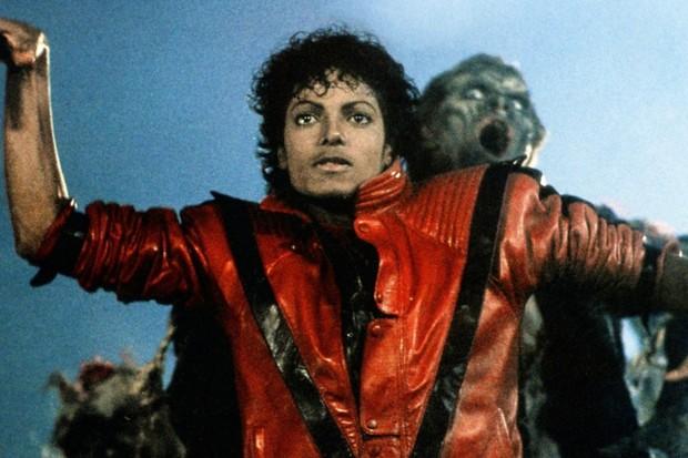 Michael Jackson no clipe de Thriller (Foto: reprodução )
