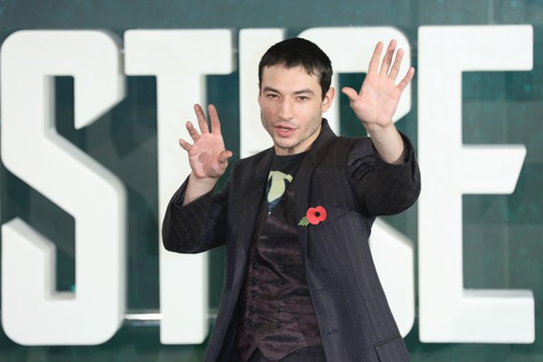 O ator Ezra Miller (Foto: Getty Images)