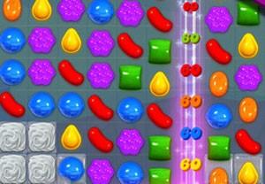 'Candy Crush' é um game viciante' (Foto: Divulgação/King)