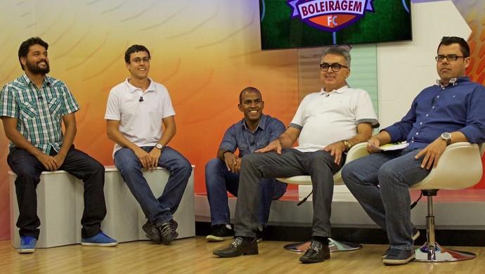 Boleiragem FC, programa Mato Grosso (Foto: Pedro Lima/Cuiabá Esporte Clube)