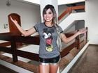 Campeã do 'BBB 14', Vanessa Mesquita dedica o prêmio de R$ 1,5 milhão à família e aos animais