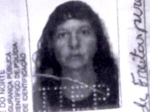 Maria Cleide de Freitas Pereira, de 55 anos (Foto: Divulgação/PM)