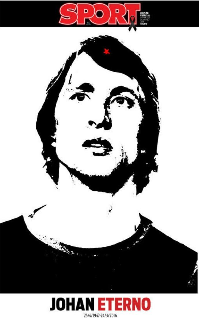 Capa Sport Cruyff (Foto: Reprodução)