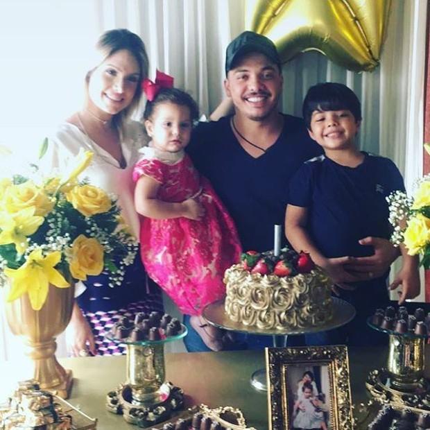 Aniversário de Wesley Safadão (Foto: Reprodução/ Instagram)
