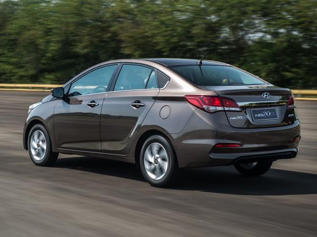 1a7a7aa3bc840 Auto Esporte - Hyundai HB20 ganha linha 2017 e preços podem passar ...