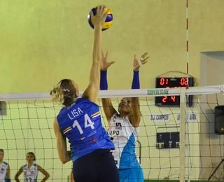 São José Vôlei x Araraquara Superliga Feminina (Foto: Tião Martins/ PMSJC)