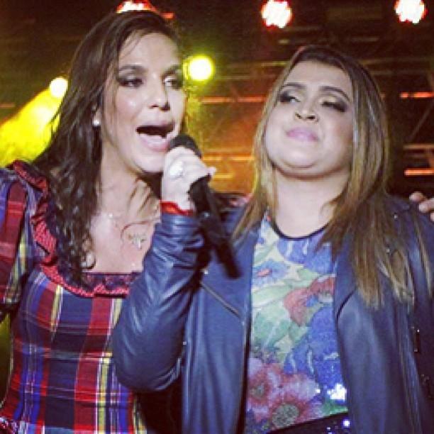 Ivete Sangalo e Preta Gil (Foto: Reprodução/Instagram)