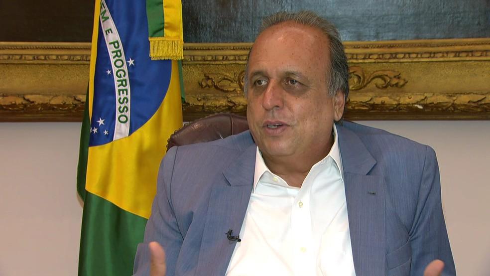 Pezão pede licença médica: fica pelo menos uma semana fora do governo