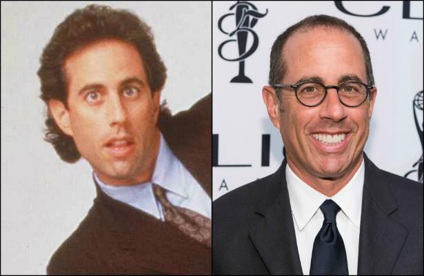 """Claro que só o fato de ter estrelado uma das sitcoms mais bem-sucedidas da história da televisão — 'Seinfeld' (1989–1998) — já torna Jerry Seinfeld um homem exitoso: ele ganha um bocado de dinheiro com as reprises até hoje. Ainda assim, parece que continua valendo a """"maldição Seinfeld"""", segundo a qual o astro nunca mais conseguiria outro papel tão bacana. (Foto: Getty Images)"""