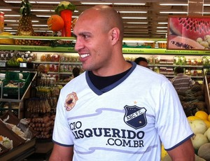 Edno - ABC - supermercado (Foto: Augusto Gomes/GloboEsporte.com)