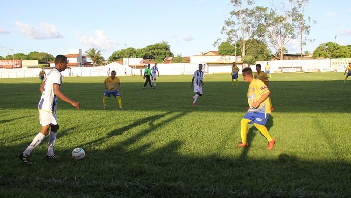 Ricanato vence o Interporto em amistoso (Foto: Ricanato/Divulgação)