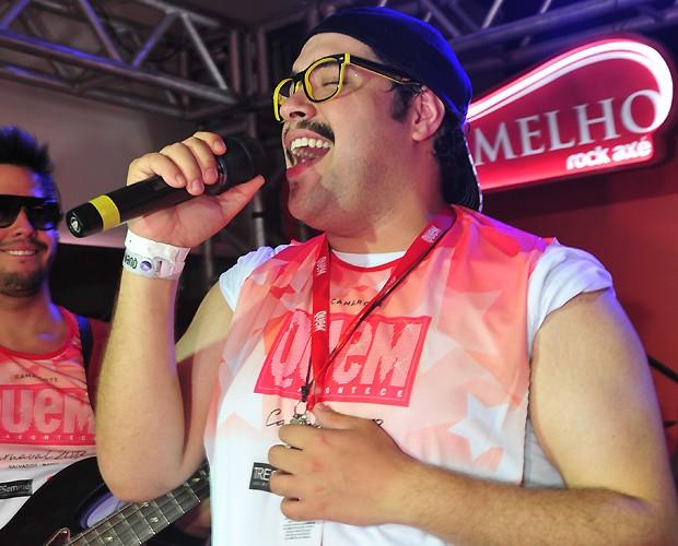 Tiago Abravanel (Foto: Deco Rodrigues/Revista QUEM)
