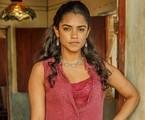 Lucy Alves, a Luzia de 'Velho Chico'   Artur Meninea/TV Globo