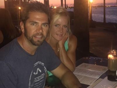 Holly Holm e o marido, Jeff Kirkpatrick (Foto: Reprodução/Instagram)