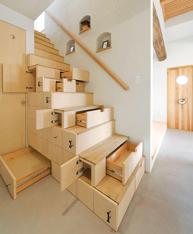 Ideias de escadas (Foto: Divulgação)