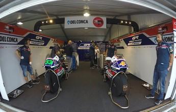 BLOG: GP da Holanda - Iannone segue na frente na MotoGP, com Rossi a 4 milésimos de segundo. Luthi comanda a Moto2. Estreante Aron Canet é a surpresa na Moto3.