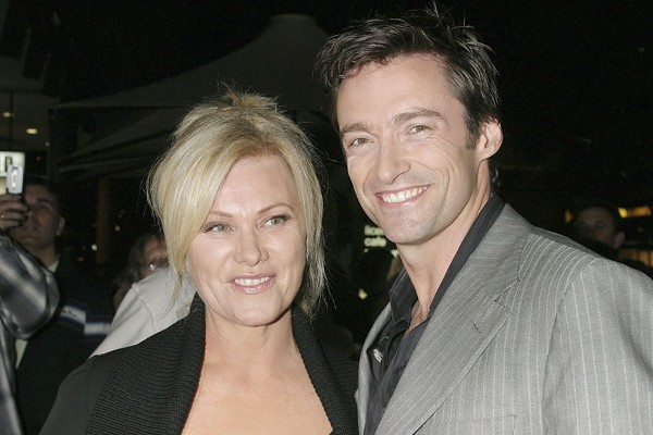 Deborra-Lee Furness e Hugh Jackman (Foto: Getty Images)
