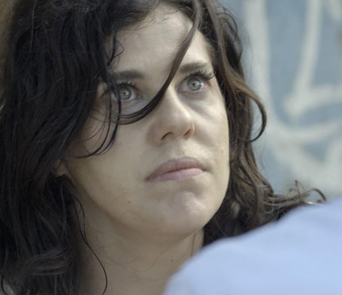 Nelita briga com Orlando (Foto: TV Globo)