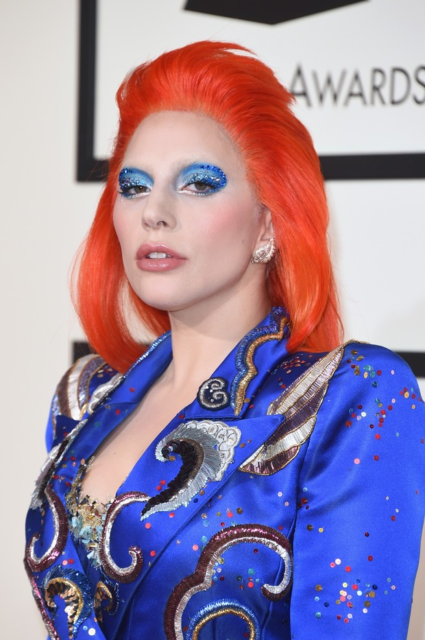 Lady Gaga (Foto: Agência Getty Images)