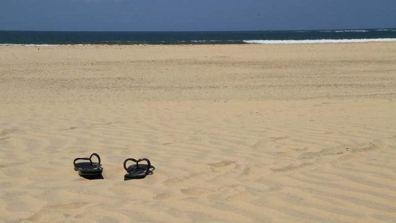 crônica--areia-gaúcho (Foto: Thinkstock)