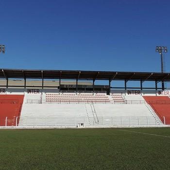 Estádio Sócrates Stamato (Foto: Regina Magalhães)