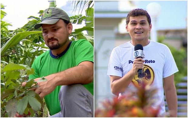 Jardim comunitário e humorista são destaque no programa (Foto: Amazônia em Revista)
