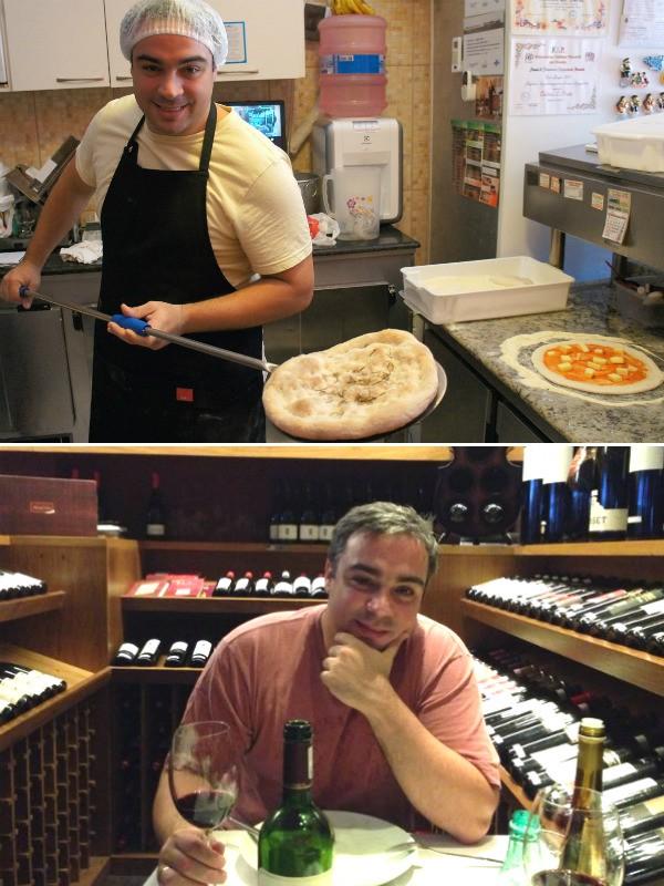 Flavio Flarys é um apaixonado por assuntos que envolvem gastronomia (Foto: Kefrine Ramos)