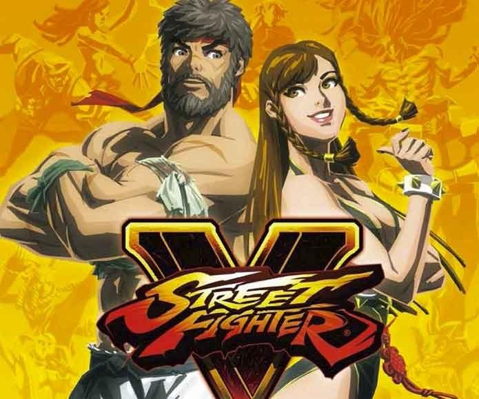 Street Fighter 5 terá capa alterntiva com roupas provocativas (Foto: Divulgação/Capcom)