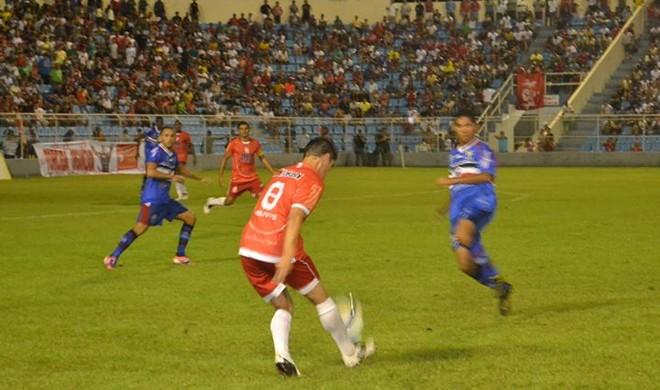 Imperatriz x Maranhão - Campeonato Maranhense (Foto: Antônio Pinheiro/Divulgação)