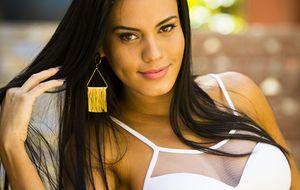 No ar como uma periguete sensual, Letícia Lima fala sobre o corpo: 'Tenho uma bunda desproporcional'