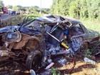 Duas pessoas morrem em acidentes de trânsito em rodovias catarinenses