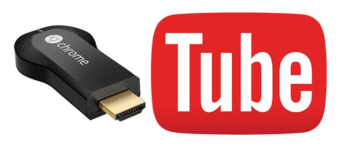 Chromecast vai ter fila de reprodução na versão web do YouTube (Foto: Montagem)