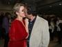 Giulia Gam se declara ao namorado: 'Uma paixão da adolescência'