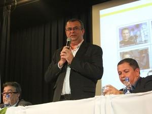 Padre Francisco Alves de Lima, da Inspetoria Salesiana da Amazônia (Foto: Luis Henrique Oliveira/G1 AM)