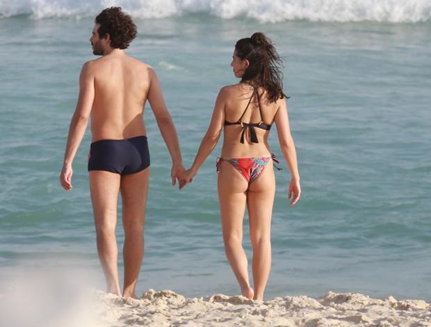 Giselle Itié e Guilherme Winter (Foto: AgNews)