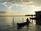 Comunidades flutuantes na Amazônia: a vida regida pelas águas em meio a paisagem deslumbrante