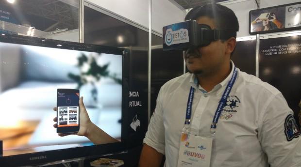 Franquia leva tecnologia de realidade virtual para o mercado imobiliário