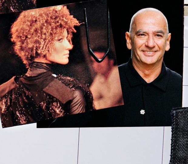 o tempo passa Gisele Bündchen fez campanhas da Zoomp, criada pelo empresário Renato Kherlakian (Foto: Divulgação)