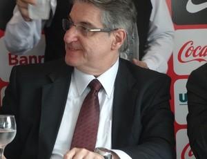 Luis Cesar Souto de Moura diretor de futebol Inter (Foto: Tomás Hammes / GLOBOESPORTE.COM)
