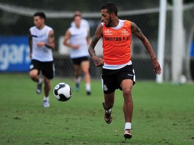 Paulinho, Santos (Foto: Ivan Storti/Santos FC)