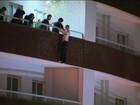 Polícia faz perícia para descobrir se advogada caiu ou foi jogada no PR