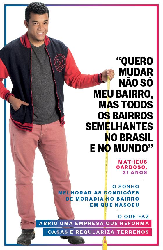 Matheus Cardoso (Foto: ÉPOCA)