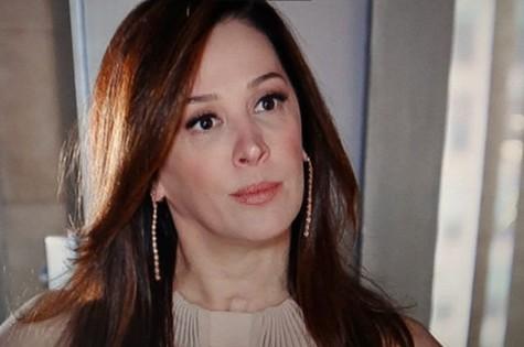 Claudia Raia como Lívia em 'Salve Jorge' (Foto: Reprodução)